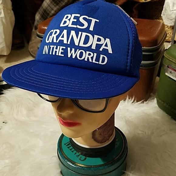 ea3be1e9c12 ... Grandpa hat!! M 5a5c1e885512fdf67b553d84